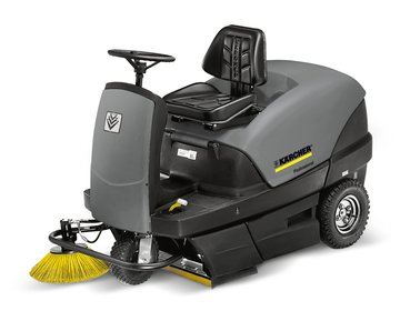 VACUUM SWEEPER KM 100/100 R Bp (with AGM batteries)