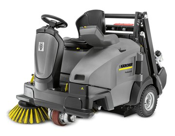 VACUUM SWEEPER KM 105/110 Bp (with AGM Batteries)