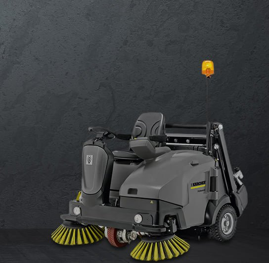 Industrial Sweepers and Scrubbers